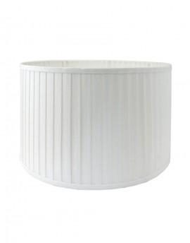 Abażur Owal Premium Ambra Biała