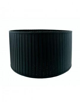 Abażur Owal Premium Ambra Czarny