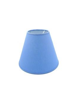 Abażur Stożek PCV Baby Blue